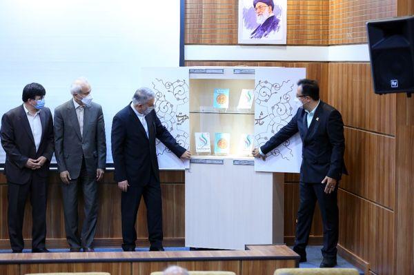 برگزار ی مراسم افتتاحیه هفته فرهنگی المپیک با حضور دکتر صالحی امیری