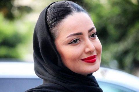 بازیگر زن معروف تلویزیون را تحریم کرد+عکس