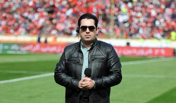 احمدی گزارشگر بازی ایران و بحرین شد