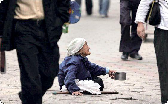 ثروتمندترین گدای دنیا! +عکس