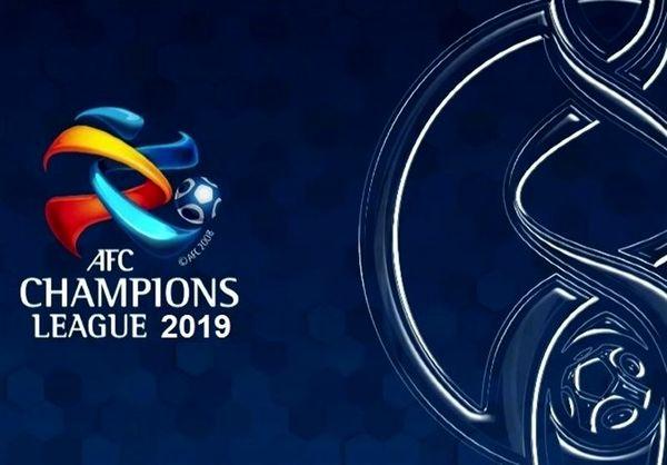 تاریخ بازیهای مرحله گروهی پرسپولیس و استقلال در آسیا