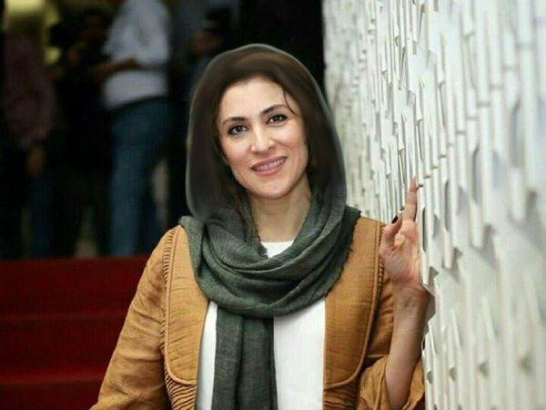شادی خیابانی «ویشکا آسایش» پس از پیروزی ایران+عکس