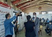 آغاز واکسیناسیون کارکنان شهرداری قم علیه کرونا