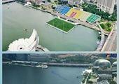 پروژه بزرگترین مرکز خرید دبی+عکس
