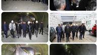 بزودی؛ پروژه زیر گذر استاد معین_ آزادی افتتاح می شود