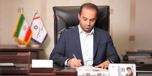 پیام تبریک مدیر امور حوزه مدیرعامل و روابط عمومی بانک سینا به مناسبت روز خبرنگار