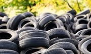 کشف انبار لاستیک خودرو در خراسان جنوبی