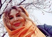 حسرتی که بر دل شهره سلطانی ماند +عکس