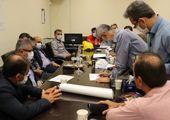 بازدید وزیر نفت از مجتمع بهره برداری اهواز ۱ شرکت ملی مناطق نفتخیز جنوب