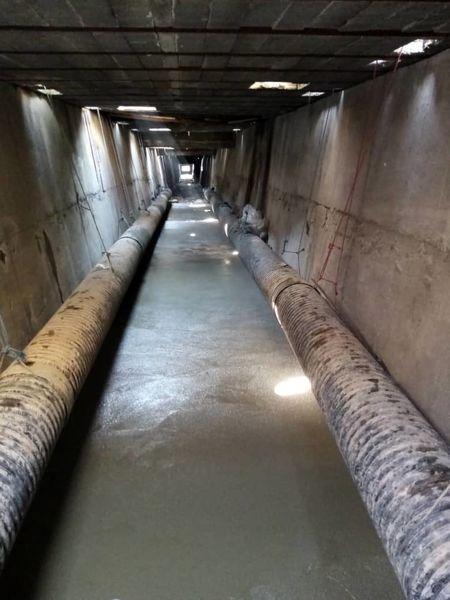 بهسازی و مرمت 20 معبر و کانال شمال شرق تهران برای رفع آبگرفتگی