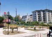 اجرای طرح ویژه نگهداشت شهر در خیابان ستارخان