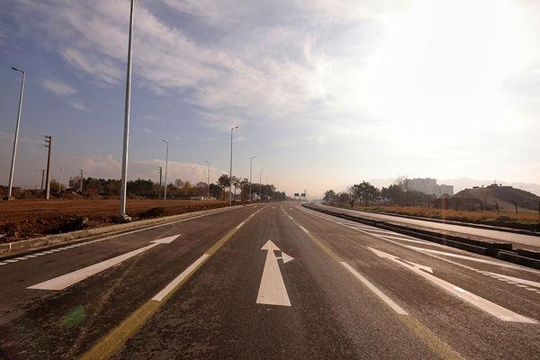 آغاز بهره برداری از فاز نخست پروژه احداث بزرگراه شهید نجفی رستگار