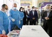 ازدحام در محلهای تزریق واکسن ممنوع