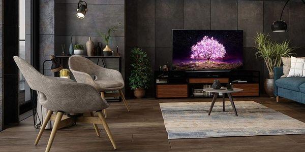 بررسی تلویزیون LG OLED C1