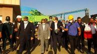 افتتاح کارخانه فرآوری کنسانتره زغالسنگ ممرادکو، از پروژههای میدکو