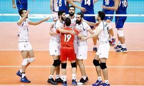 رویارویی ایران با فرانسه، استرالیا و ژاپن در هفته نخست لیگ ملتهای والیبال ۲۰۱۸