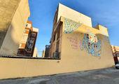 زیباسازی نماهای شهری در شمال شرق تهران