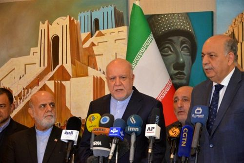 روابط ایران و عراق در بخش انرژی گسترش می یابد