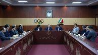 برگزاری نخستین نشست ستاد فرهنگی بازی های المپیک توکیو