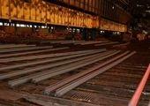 ریل تولیدی ذوب آهن در سطح محصولات تراز اول جهان است