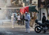 بیش از 880  چشمه سرویس بهداشتی منطقه چهار تهران ضدعفونی شد