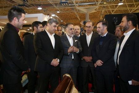 حضور پررنگ شرکتهای ایرانی در نمایشگاه بین المللی قطر