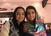 نرگس محمدی وخواهرش + عکس