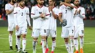 کتک خوردن بیرانوند در تمرین تیم ملی! + عکس
