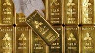 افزایش قیمت طلای جهانی