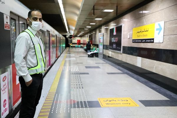 پیگیری تسریع زمان واکسیناسیون پرسنل شرکت بهرهبرداری متروی تهران و حومه
