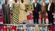 دیدار سفرای ایران و نیجریه با رئیس اتاق بازرگانی اصفهان