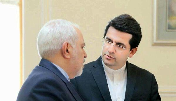موسوی سخنگوی وزارت امور خارجه شد