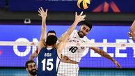 ایران ۳ - آلمان ۰ / شروع طوفانی ایران در لیگ ملتهای والیبال