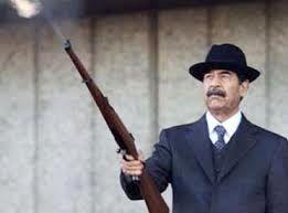 اعدام یکباره 70 خلبان توسط صدام حسین!+عکس