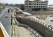 پیشرفت 90 درصدی عملیات احداث تقاطع غیرهمسطح سه راه باقرشهر