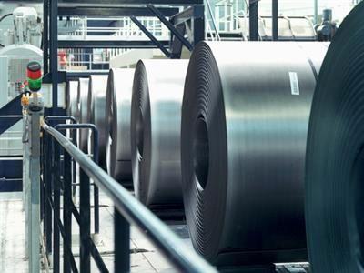 عرضه 136 هزار تن فولاد در روز چهارشنبه