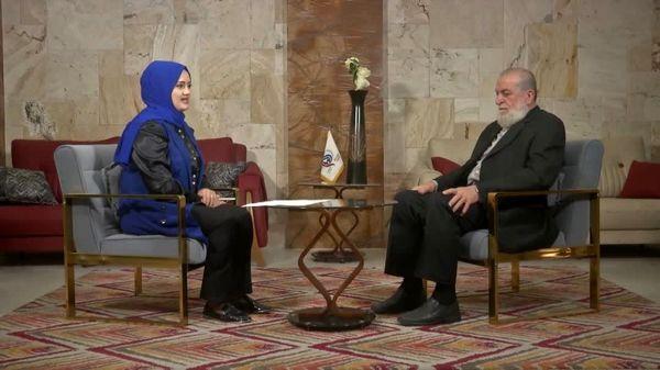 گفت و گوی اختصاصی شبکه العالم با رهبر برجسته جنبش جهاد اسلامی فلسطین