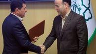 آئین تکریم و معارفه شهردار منطقه۶ برگزار شد