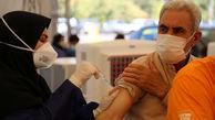 واکسیناسیون سیار شهروندان شمال شرق تهران  در 10 مسجد شاخص