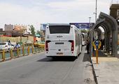 تاثیر بالای رینگ طلایی اطراف حرم مطهر در کاهش زمان سفر مسافران اتوبوس