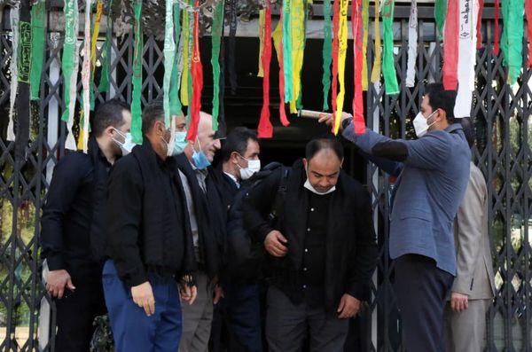 صفآرایی قلب طهران برای حماسهآفرینی اربعینی دیگر