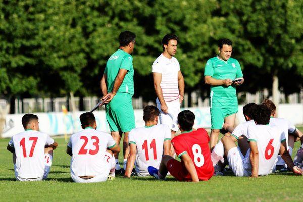 نخستین تمرین امیدها، چهارشنبه در مرکز ملی فوتبال