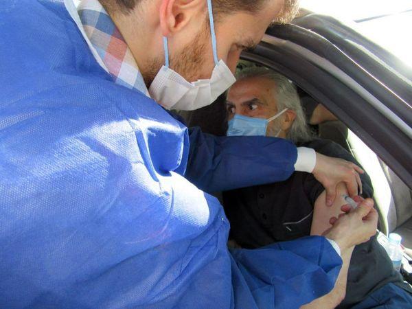 واکسیناسیون پیشکسوتان حوزه فرهنگ و هنرشهر تهران، در شمیرانات انجام می شود