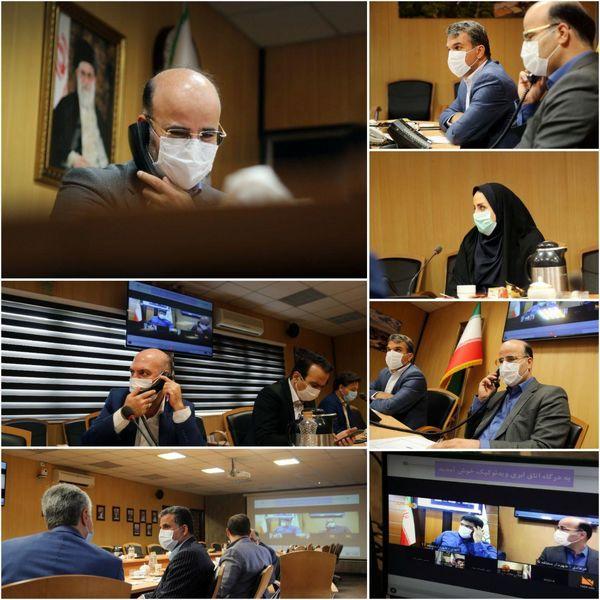 ارتباط تلفنی شهردار قلب پایتخت با مردم