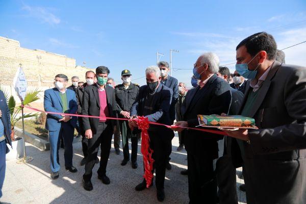 ۶۹۳ میلیارد ریال پروژه در منطقه ۱۴ آغاز و بهره برداری شد