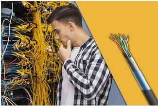 تاثیر کیفیت تجهیزات پسیو بر عملکرد شبکه