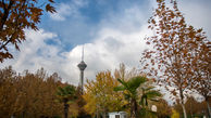 کیفیت هوای تهران در سال 96 + اینفوگرافیک