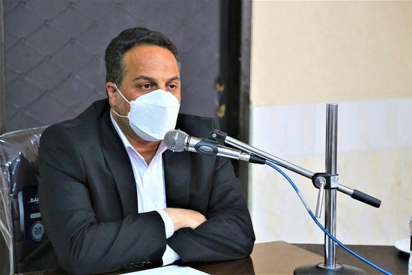 آب شرب در اصفهان لیتربه لیتر مدیریت می شود
