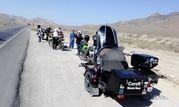رفع ممنوعیت ورود موتور سنگین گردشگران خارجی به ایران