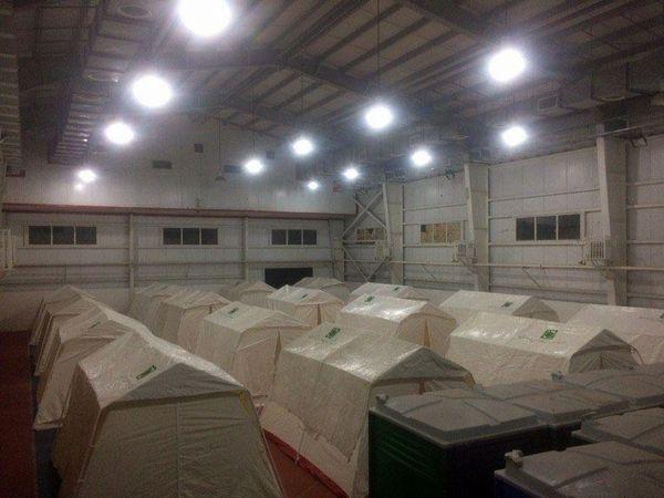 آماده باش ستاد مدیریت بحران منطقه در پی وقوع زلزله دماوند